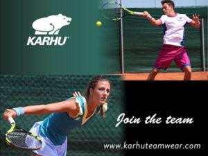 Karhu Tennis Match